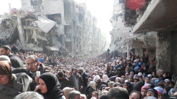 yarmouk unrwa